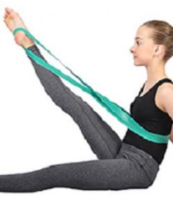 Superior Stretch's The SuperiorBand® Elastic Stretch Loop Band