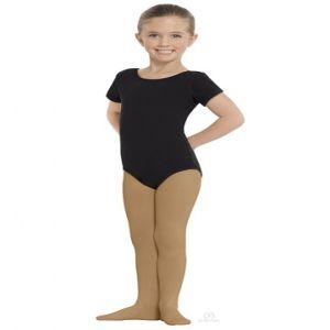 Eurotard Child Non-Run Footed Euroskins® Tights 215C