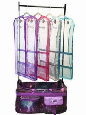Ovation Gear Gusseted Clear Garment Bag 3114
