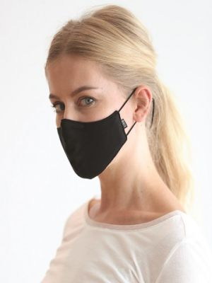 3 Pack Bloch Adult Soft Stretch Masks with Attached Lanyard A004AP