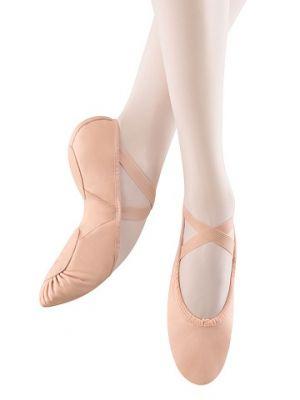 Bloch Adult Prolite II Hybrid Split Sole Leather Ballet Shoe S0203L