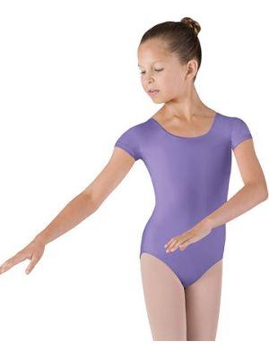 Bloch Girl's Microlux Performance Basics Cap Sleeve Leotard CL5602