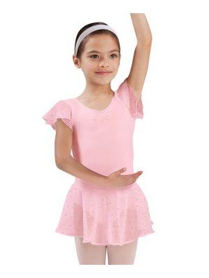 Bloch Childs Hologram Sequin Skirt CR5161