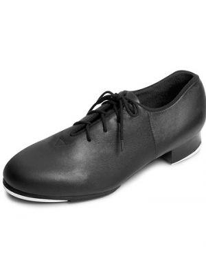 Bloch Adult Tap Flex Split Sole Leather Lace Up Oxford Tap Shoe S0388L