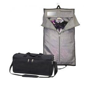 Ovation Gear's Garment Duffle Black 4700